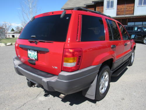 1999 Jeep Grand Cherokee Laredo (8)