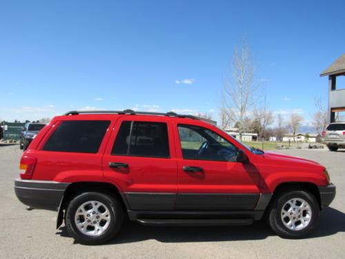 1999 Jeep Grand Cherokee Laredo (9)