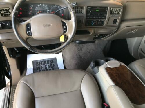 2000 Ford Excursion Limited (11)