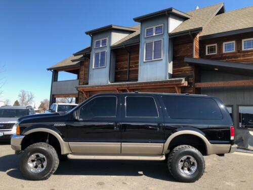 2000 Ford Excursion Limited (17)