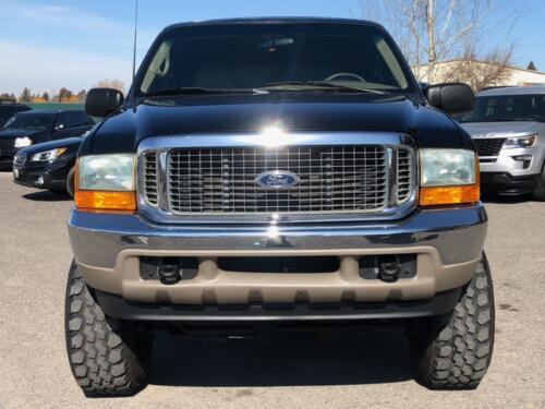 2000 Ford Excursion Limited (19)
