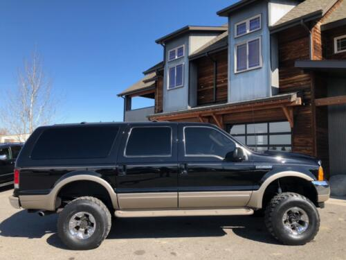 2000 Ford Excursion Limited (21)