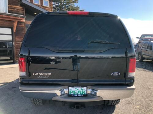 2000 Ford Excursion Limited (22)