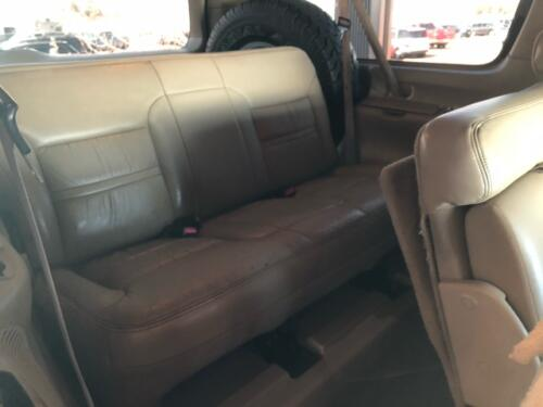 2000 Ford Excursion Limited (6)
