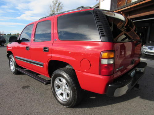 2001 Chevrolet Tahoe LS Bozeman Used Cars (4)