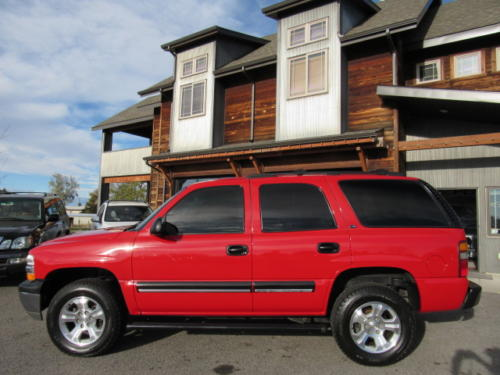 2001 Chevrolet Tahoe LS Bozeman Used Cars (5)