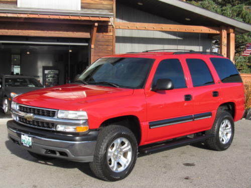 2001 Chevrolet Tahoe LS Bozeman Used Cars (6)