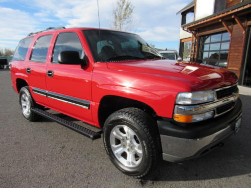 2001 Chevrolet Tahoe LS Bozeman Used Cars (7)