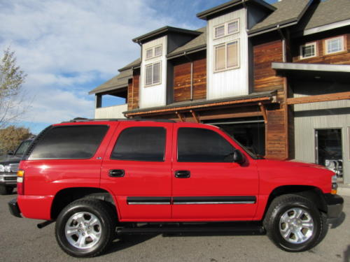 2001 Chevrolet Tahoe LS Bozeman Used Cars (8)