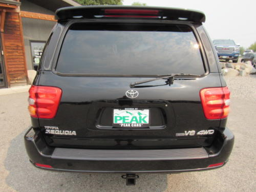 2001 Toyota Sequoia Limited (2)