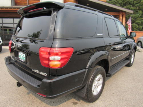 2001 Toyota Sequoia Limited (3)