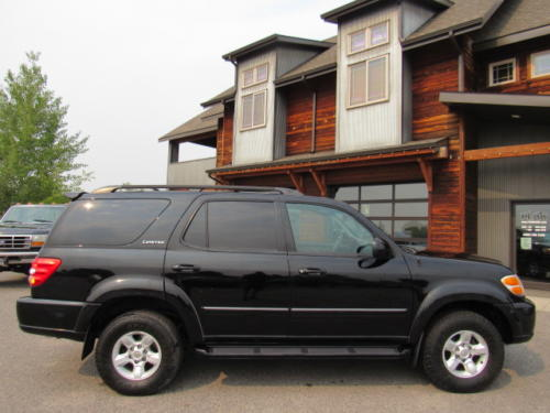 2001 Toyota Sequoia Limited (4)