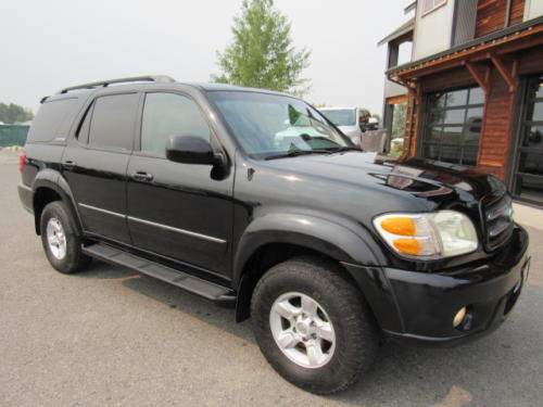 2001 Toyota Sequoia Limited (5)
