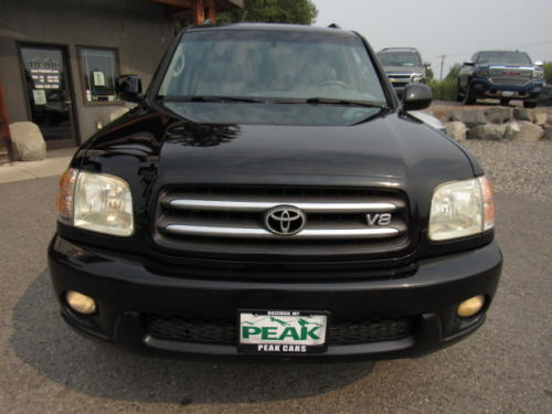 2001 Toyota Sequoia Limited (6)
