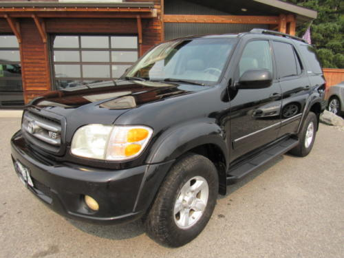 2001 Toyota Sequoia Limited (7)