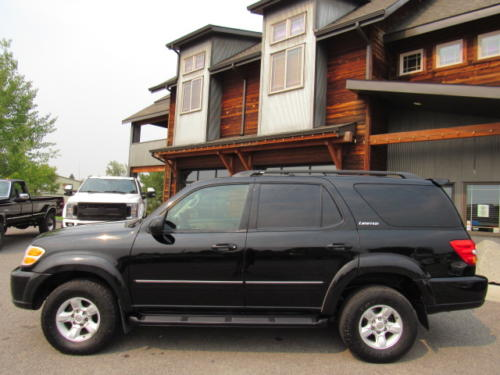 2001 Toyota Sequoia Limited (8)