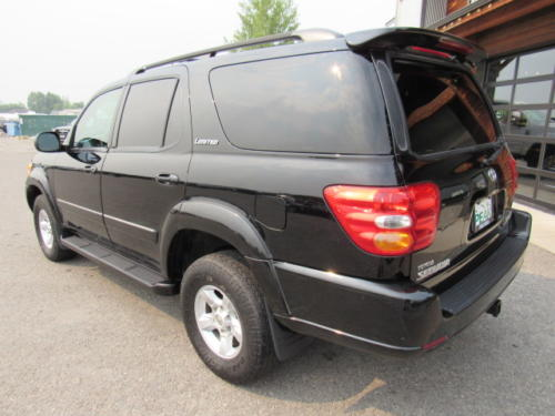 2001 Toyota Sequoia Limited (9)