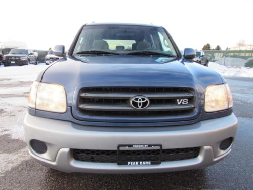 2001 Toyota Sequoia SR5 Bozeman Used Cars (1)