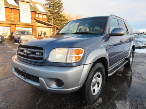 2001 Toyota Sequoia SR5 Bozeman Used Cars (10)
