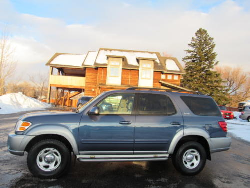 2001 Toyota Sequoia SR5 Bozeman Used Cars (11)