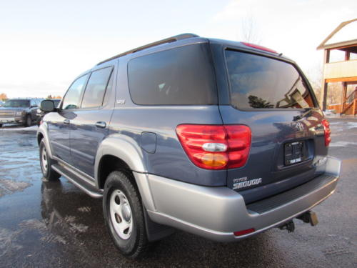 2001 Toyota Sequoia SR5 Bozeman Used Cars (12)