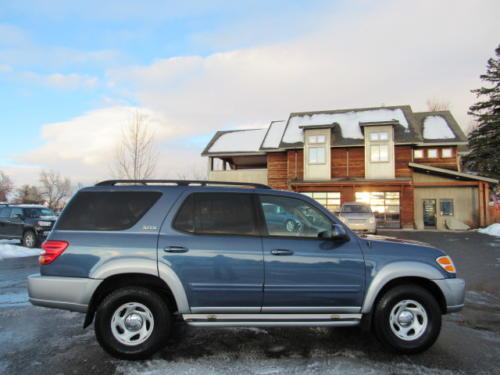 2001 Toyota Sequoia SR5 Bozeman Used Cars (17)