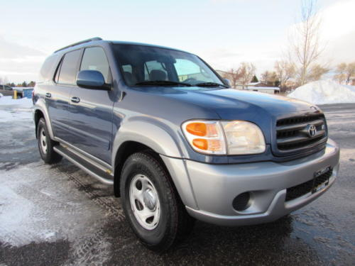 2001 Toyota Sequoia SR5 Bozeman Used Cars (18)