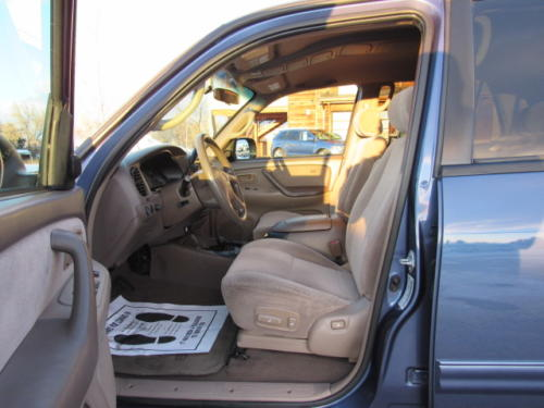 2001 Toyota Sequoia SR5 Bozeman Used Cars (9)