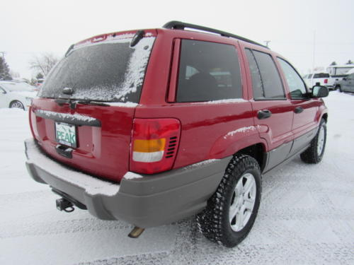 2002 Jeep Grand Cherokee Laredo Bozeman Used Cars (13)