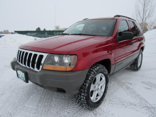 2002 Jeep Grand Cherokee Laredo Bozeman Used Cars (17)