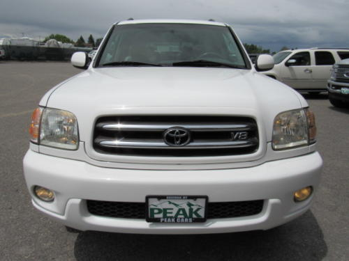 2002 Toyota Sequoia Limited (2)