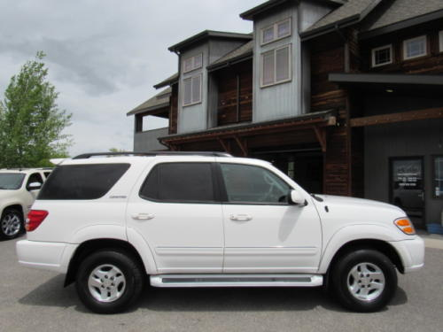 2002 Toyota Sequoia Limited (4)