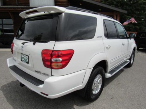 2002 Toyota Sequoia Limited (5)