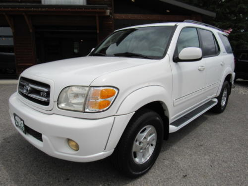 2002 Toyota Sequoia Limited (7)
