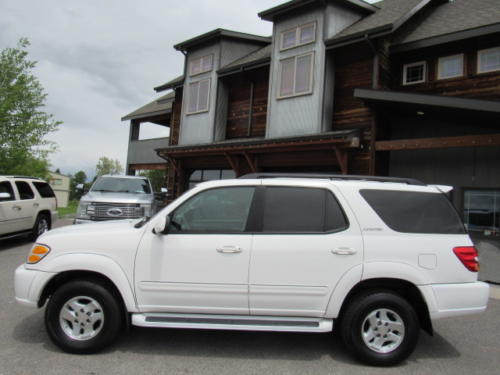 2002 Toyota Sequoia Limited (8)