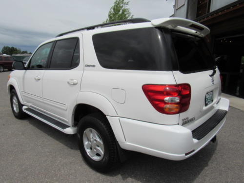 2002 Toyota Sequoia Limited (9)