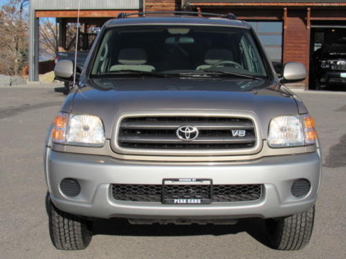 2002 Toyota Sequoia SR5 Bozeman USed Cars (1)