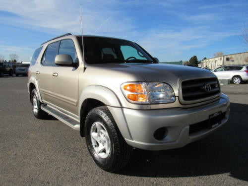 2002 Toyota Sequoia SR5 Bozeman USed Cars (16)
