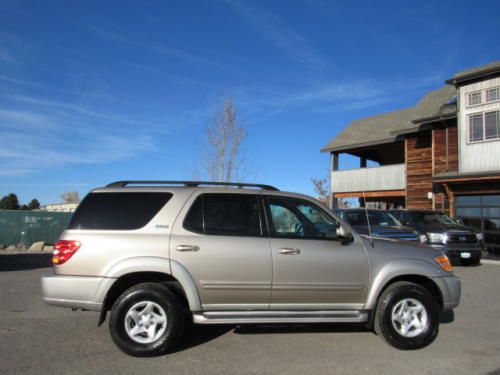 2002 Toyota Sequoia SR5 Bozeman USed Cars (17)
