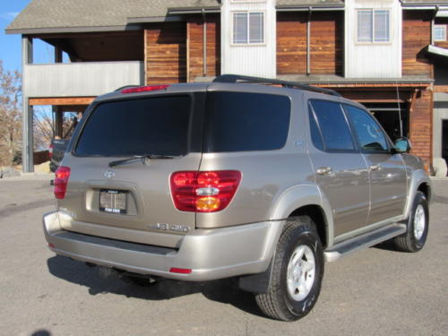 2002 Toyota Sequoia SR5 Bozeman USed Cars (18)