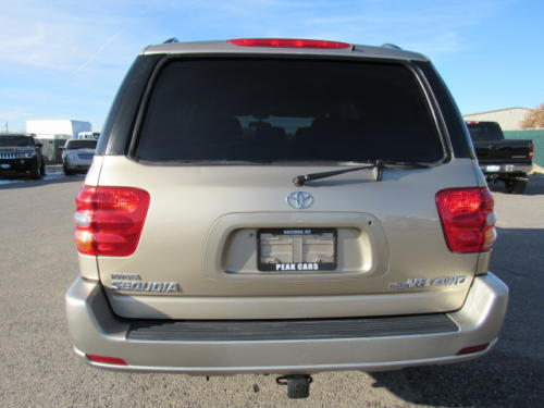 2002 Toyota Sequoia SR5 Bozeman USed Cars (19)