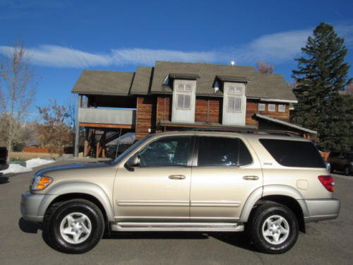 2002 Toyota Sequoia SR5 Bozeman USed Cars (21)