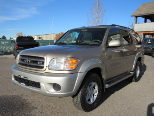 2002 Toyota Sequoia SR5 Bozeman USed Cars (22)