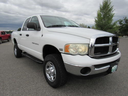 2003 Dodge Ram Bozeman Used Cars (1)