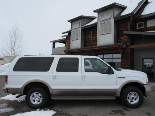 2003 Ford Excursion Eddie Bauer (21)