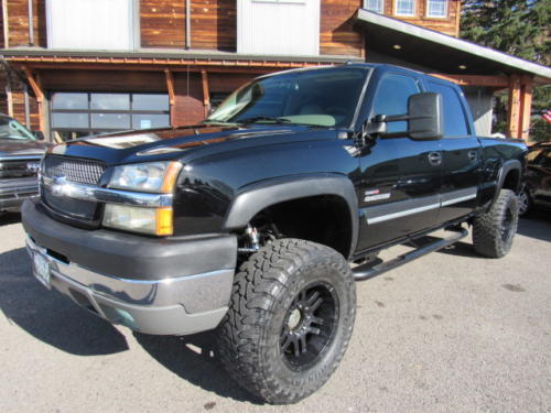 2004 Chevrolet Silverado 2500HD Bozeman USed Cars (14)