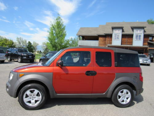 2004 Honda Element EX (4)