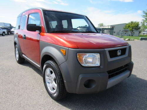 2004 Honda Element EX (9)