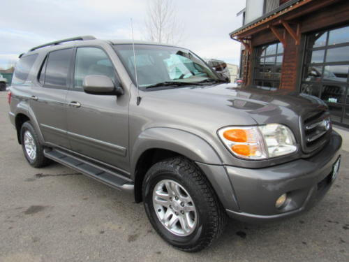 2004 Toyota Sequoia Limited Bozeman USed Cars (1)