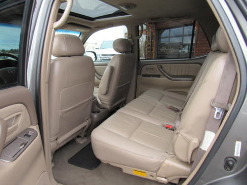 2004 Toyota Sequoia Limited Bozeman USed Cars (10)